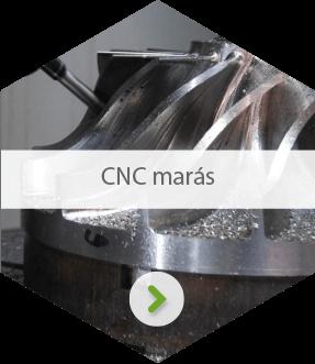 CNC marás
